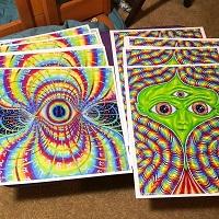 LSD blotter paper for sale